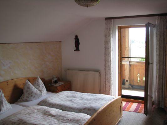 Separates 2. Schlafzimmer der Wohnung