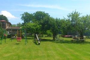 Spielplatz auf unserem Hof